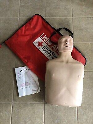 Laerdal American Red Cross Little Anne Cpr Meical Manikin