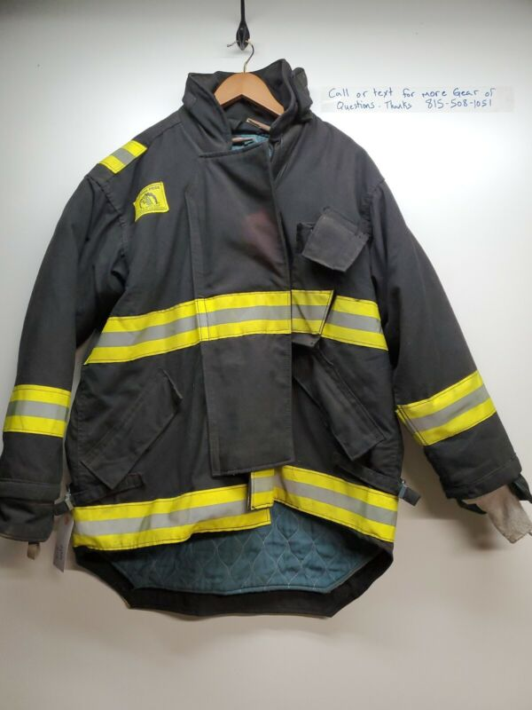 Morning Pride Firefighter Turnout Bunker Coat