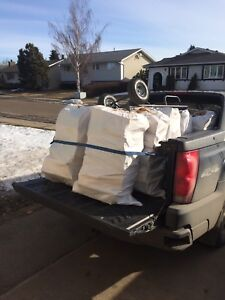 Truckload Dry Pine Campfire Firewood(8 XXL Bags) Delivered $175
