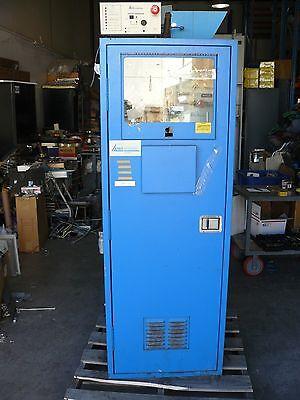 American Specialty Gas Technology Asgt Cs C 2 Gas Cabinet Chlorine Nitrogen Gas