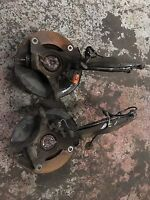 Acura integra 1994/2001 front spindle and bearing