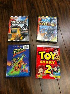 Scooby doo, Toy Story 2, Matchbox Dvd's