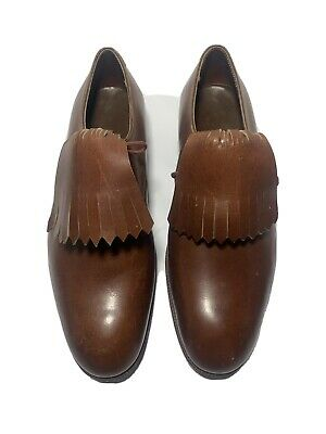 John Lobb Golf Shoes Size 8
