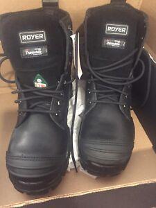 Royer Work Boots