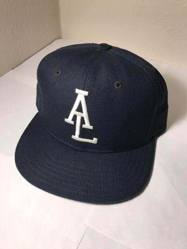 Vintage American League MLB umpire hat. 7 1/8. Short dupont visor. 70s/80s NWOT