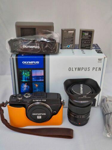 Olympus PEN E-P5 and Olympus 12-50mm f3.5-6.3 EZ Lens