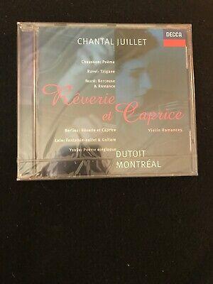Reverie et Caprice by Juillet | CD BRAND NEW SEALED