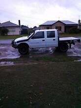 2002 Holden Rodeo Ute Heywood Glenelg Area Preview