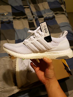 Selling brand new adidas ultra boost 2.0 in triple white