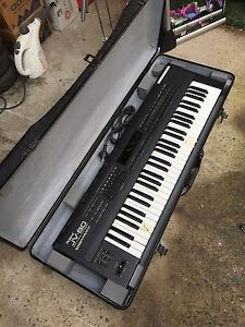 Roland JV-80 Keyboard Leichhardt Leichhardt Area Preview
