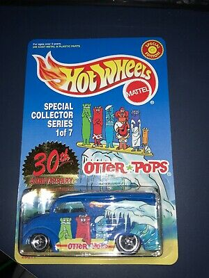 Hot Wheel Otter Pop 30th Anniversary Special Collector Series 1 Of 7