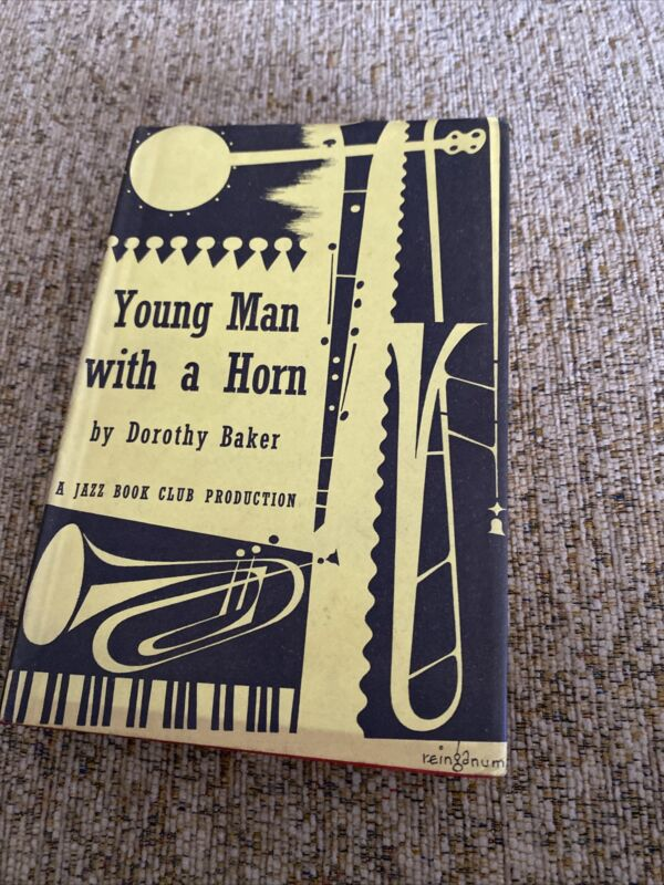 Jazz Club Book Young Man With A Horn