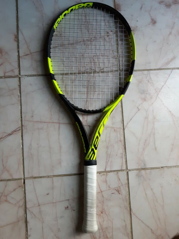 babolat pure aero team tennis racquet 4 1/4