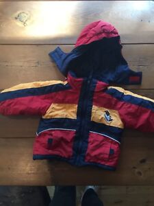 Boys size 12 months winter jacket
