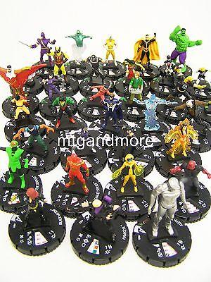 HeroClix - Avengers Assemble Komplettset Commons + Uncommons #1-#32