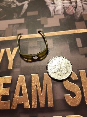 MINI TIMES US Navy Seal Team 6 K9 HALO Jumper Sunglasses loose 1/6th (Navy Seal Sunglasses)