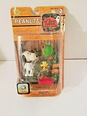 Snoopy Great Pumpkin (NIB PEANUTS CHARACTERS SNOOPY & WOODSTOCK IT'S THE GREAT PUMPKIN CHARLIE)