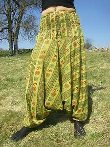 Sarouel om moutarde vetements hippie baba cool ebay - Vetements hippie baba cool ...