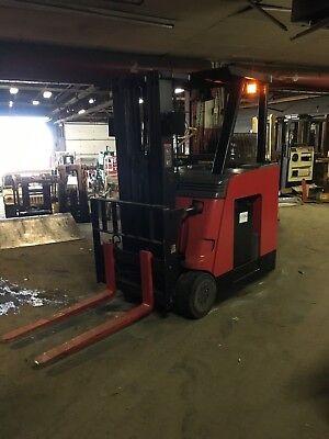 2010 Raymond Forklift Dock Stocker 4000 188 Lift Mn420 2015 Battery 36 Volt