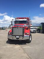 Driver wanted dump truck very good pay 6 days work