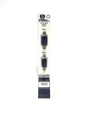 Usa National Instruments Ni Pxi-8464 Series 2 2 Port Pxican Xs Interface