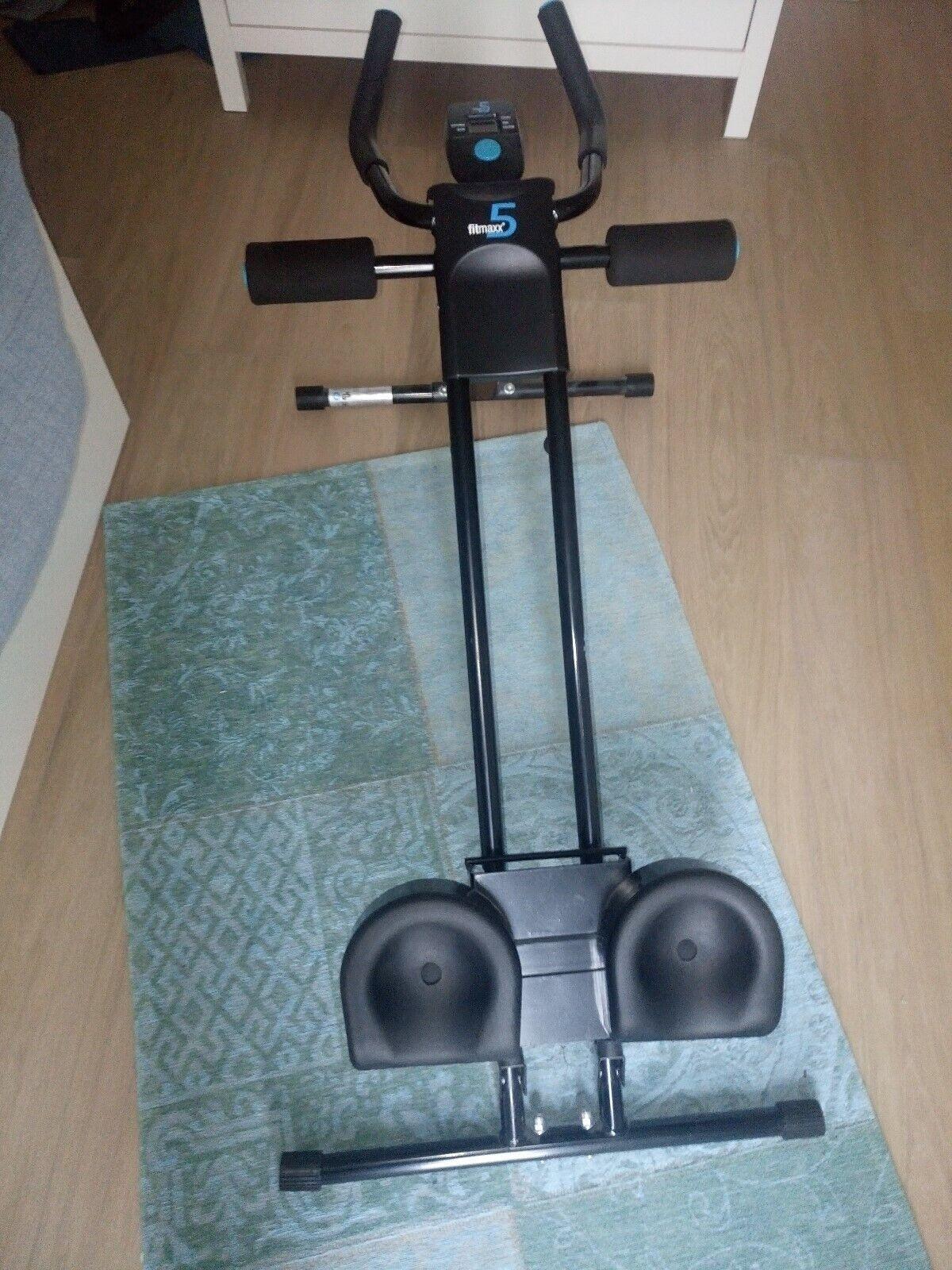 VITALmaxx fitmaxx 5 Bauch Rücken Trainer Sport Fitness Gerät Krafttraining Shape