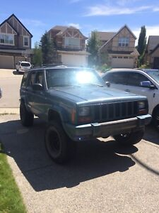 1997 Jeep Cherokee Country Edition