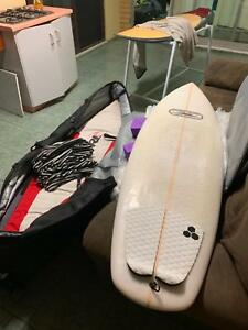 Surfboards   travel cover for sale