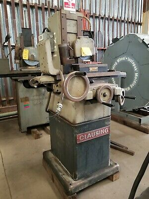 Clausing 6 X 12 Surface Grinder Model 4002 With Electromagnetic Chuck
