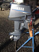 Yamaha 6 hp outboard Margate Kingborough Area Preview