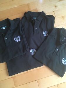 Holy Cross Spring Golf Shirts Men's Small