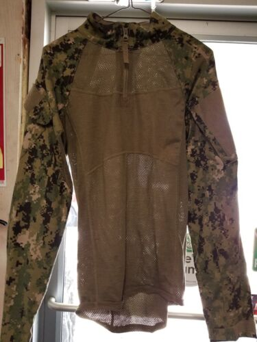 Spartan NWU Type III Combat Shirt Small MIL819N