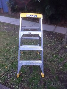 Bailey step ladder Bronte Eastern Suburbs Preview