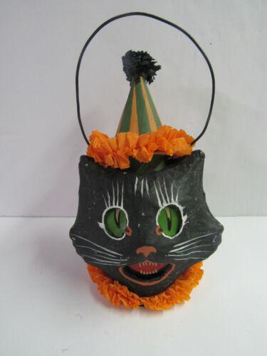 Bethany Lowe Sassy Cat Mini Bucket TJ0472