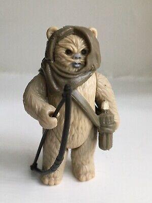 Vintage Star Wars Figure Last 17 Ewok Lumat Complete..