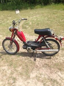 1978 sears free spirt moped