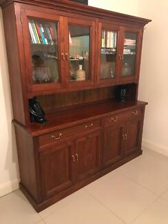 Antique Cabinet And Storage