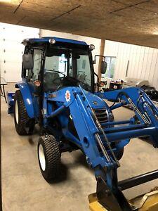 Tracteur ls xr3135h 2015