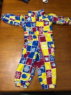 Phenix Ski Outfit.  Size 100 - suit ages 3-5.  Great Condition.