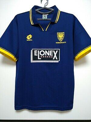 SIZE S Wimbledon 1996-1997 Home Football Shirt Jersey image