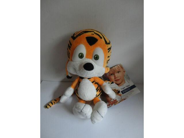 TCM Tchibo Stofftier Plüschtier Tiger Taps ca.28 cm. schlenker