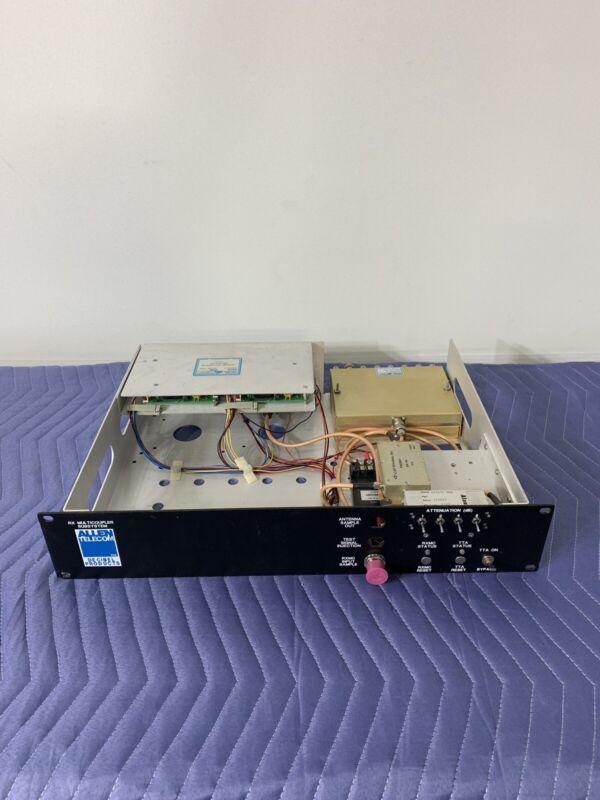 Decibel Allen Telecom RX Multicoupler Subsystem DBCNRX-16AN Receiver DB8916A-8