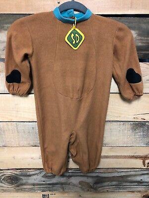 Halloween Scooby-Doo Scooby Costume Toddler - 2T  - Romper (Halloween Costumes Scooby Doo)