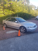 Audi A4 Quattro turbo manual Berkeley Vale Wyong Area Preview