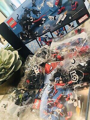 LEGO Marvel 76115 Spider Mech Vs. Venom Set