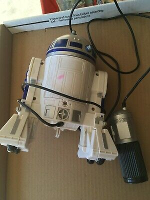 Vintage Star Wars  Remote Controlled R2D2 for sale  Shipping to Ireland