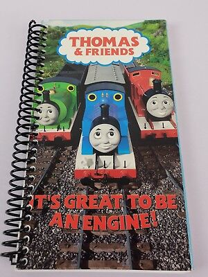 (Thomas and Friends: Movie Journal-recycled VHS covers-blank diaries)
