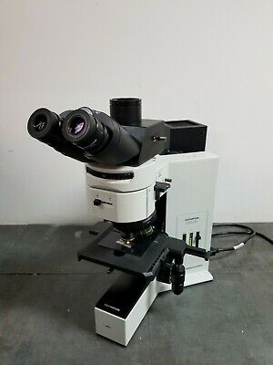 Olympus Microscope Bx60m Reflected Light