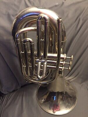 BLESSING Silver MARCHING BARITONE -