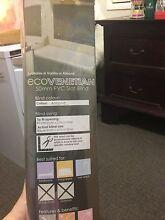Ecovenetian 50mm PVC Slat Blind / Brown Mooloolaba Maroochydore Area Preview